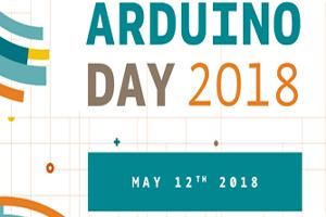 Día 12 mayo  Arduino Day en Se Aceptan Ideas / Madrid