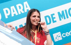 Nerea Ortiz de Sevilla al MOS World Championship 2018