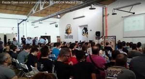 Éxito de Slimbook en el coworking Se Aceptan Ideas/Madrid.
