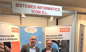 ICON Sistemes Informàtics selecciona a ekon como partner