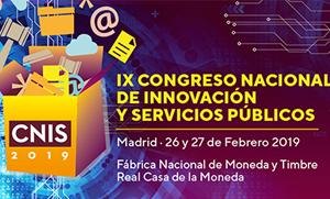 IX Congreso CNIS – 26 y 27 de febrero en Madrid