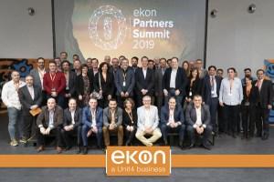 Los partners de ekon lideran las ventas