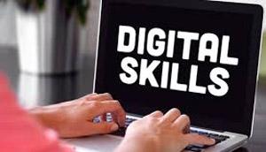 Aprendizaje de competencias digitales.