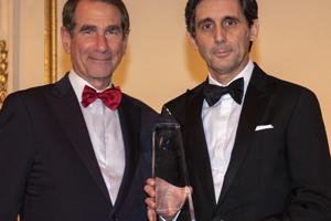 "José Mª Álvarez-Pallette, elegido ""Business Leader Of The Year"""