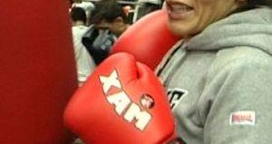 Boxeadora