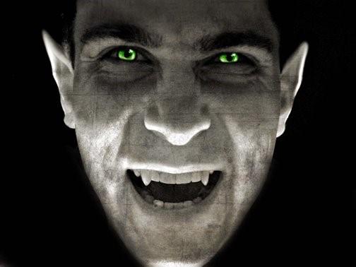 series de vampiros
