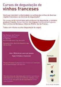 Primeira fotogarfia publicada no artigo Degustação de vinhos franceses às cegas