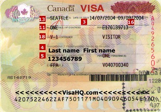 how to get canada visa from usa for chinese