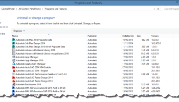 Build Your Own Unassisted PowerShell Uninstallers | REVIT AU