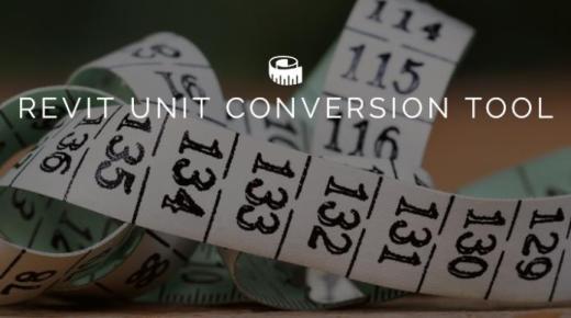 Revit Bulk Unit Conversion Addin