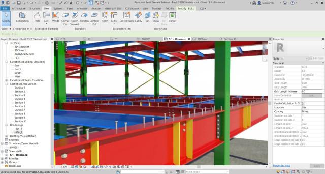 Autodesk Revit 2020 – New Structural Features Review - Revit news