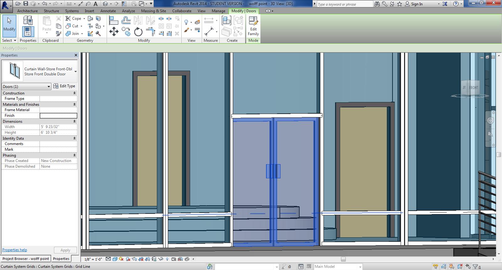 ... Revitcity Metal Door U0026 Glass Panel Garage Door ...
