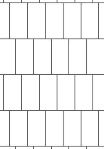 object 12 x 24 tile pattern