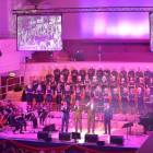 Gospel Heirs celebrate with superb anniversary concert