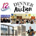 Revival FM 12th Anniversary Dinner & Auction