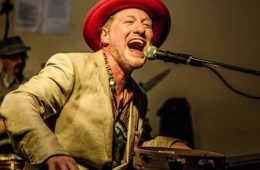 Dom Pipkin guests on The Gospel Blues Train