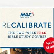 MAF Bible-study course – join for free now!