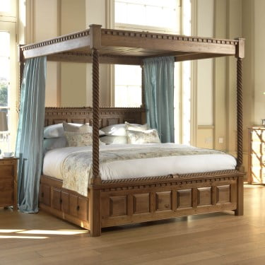 county kerry four poster bed