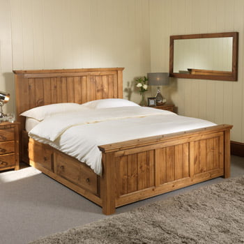 Image Result For Handmade Wooden Bedsa