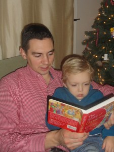 Day three - Reading the Story of Christmas