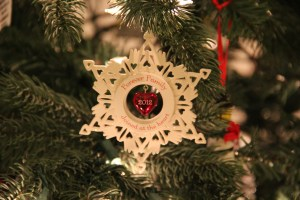 One of my favorite ornaments!