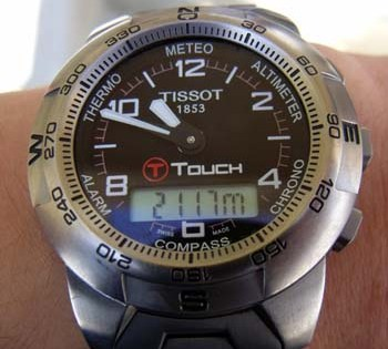 tissot t touch featured