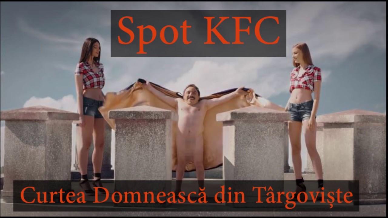 Despre reclama KFC cu Turnul Chindiei