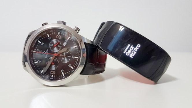 geart fit2 pro si ceas