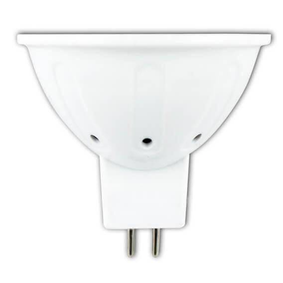 LED žiarovka MR16/6W/420lm, studená biela