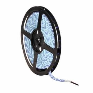 LED pás, 4.8W/m, 60LED/m, 300Lm/m, IP20, studená biela