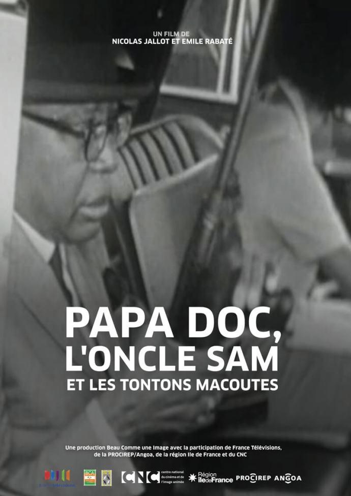 Papa Doc, l'Oncle Sam et les tontons macoutes