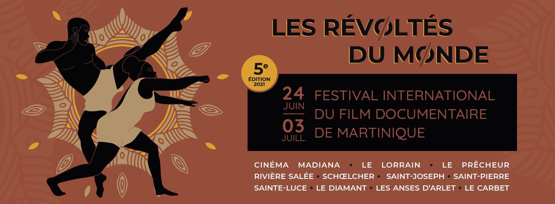 Martinique - Festival international-du film documentaire 2021