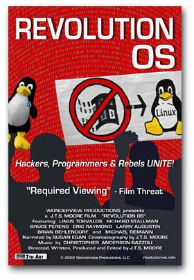 Revolution OS film poster