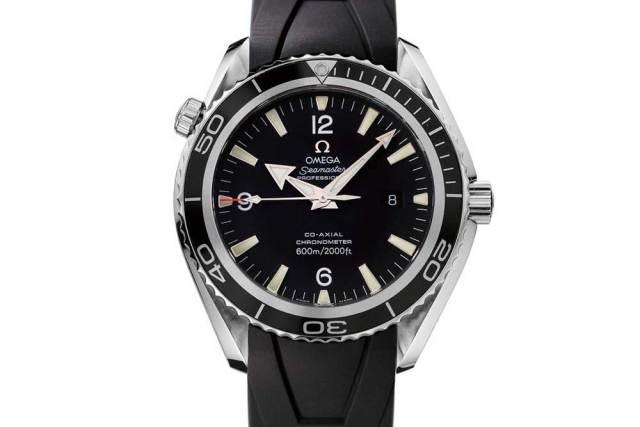 Omega Seamaster Planet Ocean 600M that Daniel Craig wore as Bond in Casino Royale
