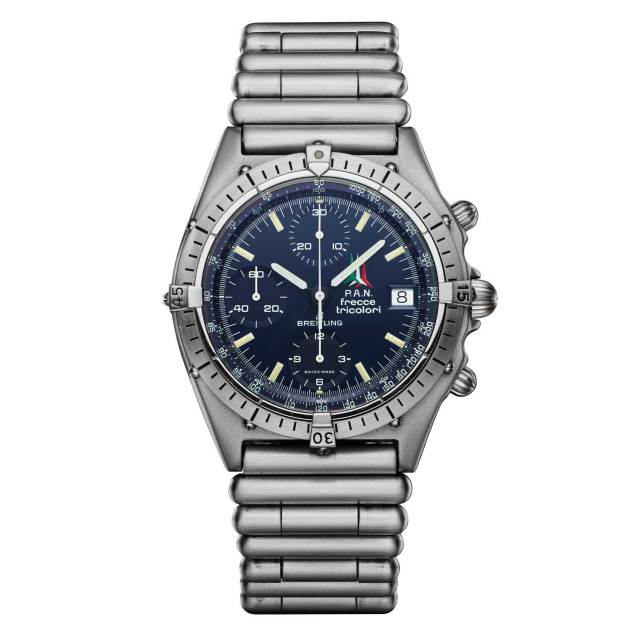 Breitling Frecce Tricolori watch from 1983