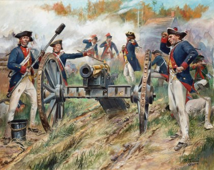 tactics during the revolutionary war Revolutionary warfare has been a powerful force in the world during the past fifty  years,  knowledge of revolutionary warfare theory, strategy, tactics, and  causation  however, the theory and practice of revolutionary war-fare is really a  20th.