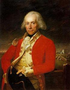 British Army Command & Structure in the American Revolution