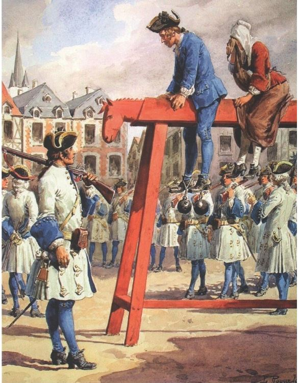 Riding the Wooden Horse & Other Medieval Tortures Adopted by