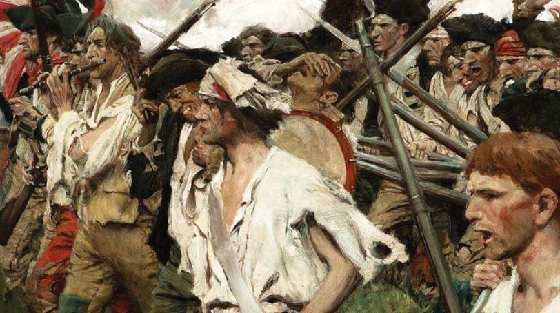 Washington wretched army