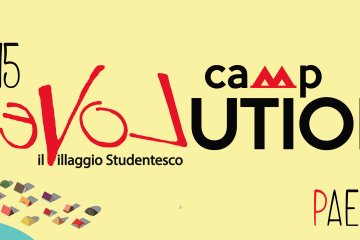 Revolution Camp 2015 - Paestum