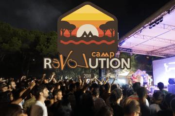 Concerti Revolution Camp 2018
