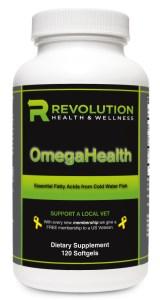 High quality Omega-3 Fish Oil - Revolution Tulsa