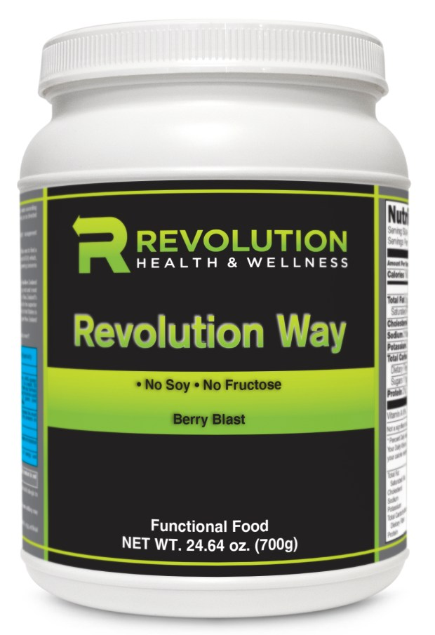 Revolution Health & Wellness Clinic's Whey Protein