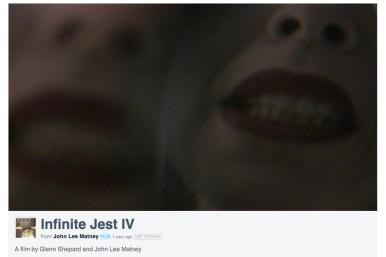 Infinite Jest IV