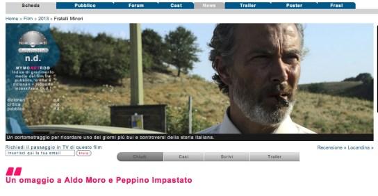 Fratelli MInori recensione MyMovies