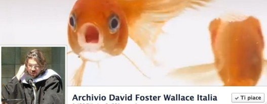 Archivio David Foster Wallace Italia Facebook