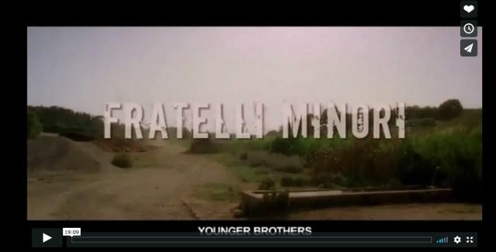 Fratelli minori su Vimeo