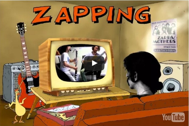 Zapping - Inventionis Mater