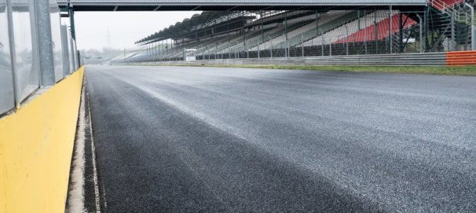 The Hungaroring tarmac is afoot!