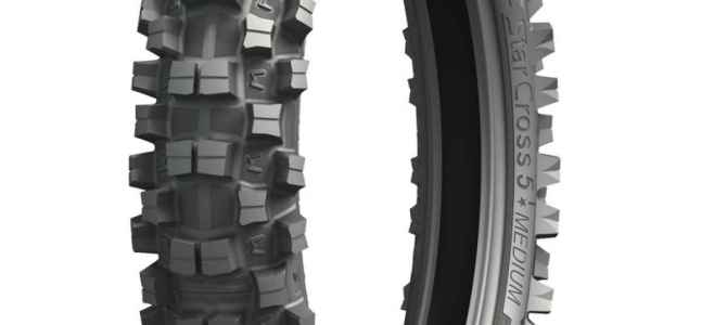 Michelin Introduces New Line of Off-Road Tires: MICHELIN StarCross 5